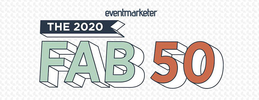Catalyst Recognized in Event Marketer's Fab 50