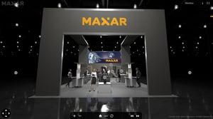 Maxar Technologies ExhibitCast - Virtual Exhibit