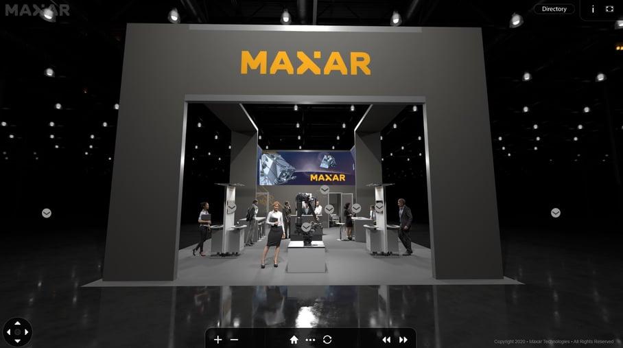Maxar Featured In Exhibitor Magazine