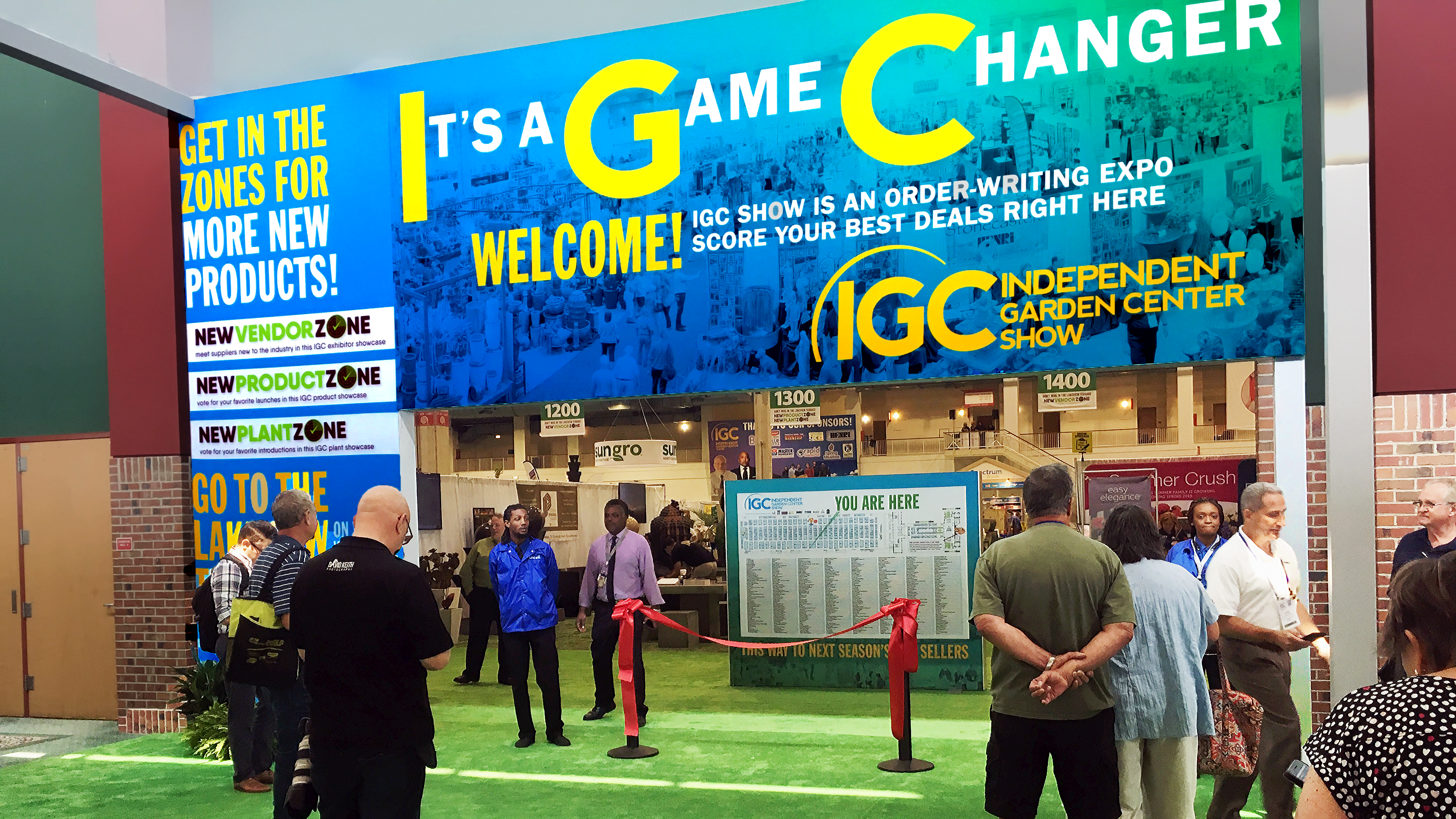 IGC Entrance